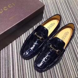 Giày lười nam hàng hiệu cao cấp, Mã số SN586