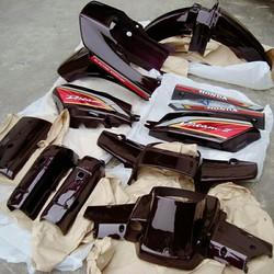 Dàn áo nhựa ABS  xe Dream 2