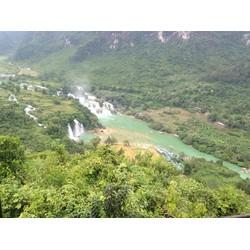 Hồ Ba Bể - Thác Bản Giốc - Lạng Sơn 3N2D