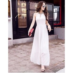 Đầm Maxi thời trang Hot