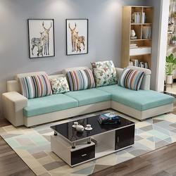 sofa góc L được ưa chuộng nhất thời gian vừa qua