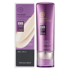KEM NỀN THE FACE SHOP POWER PERFECTION SPF37 PA++ BB CREAM 40G