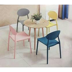 Ghế nhựa cao cấp nhiều màu - sang trọng và tinh tế