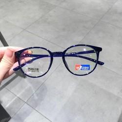 Kính Mắt tròn - Gọng nhựa siêu dẻo Hàn Quốc
