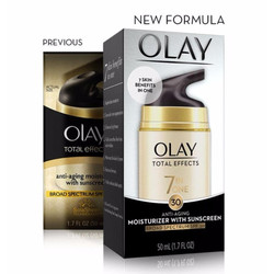 Kem dưỡng da chống lại 7 dấu hiệu lão hóa Olay Total Effects 7 in One