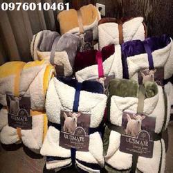 Chăn mền lông cừu