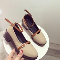 giày Búp bê khoá siu xinh