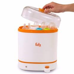 Máy tiệt trùng bình đựng sữa bằng hơi nước Fatzbaby FB4010AC