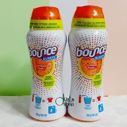 Viên xả thơm quần áo Bounce Bursts Outdoor Fresh 555g