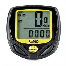 Đồng hồ tốc độ xe đạp không dây SunDing 548 cao cấp giá rẻ