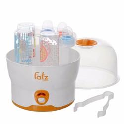 Máy tiệt trùng bình đựng sữa bằng hơi nước Fatzbaby FB4019SL
