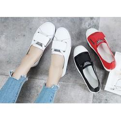 giày lười nữ siêu nhẹ siêu mềm da cao cấp