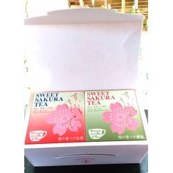 Combo 2 hộp trà hoa anh đào túi lọc - Sweet Sakura Tea