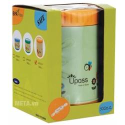 Hộp giữ ấm thức ăn cho bé dung tích 500ml không BPA Upass