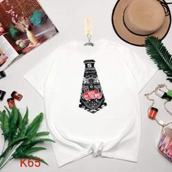 Áo thun cotton Ken T-shirt