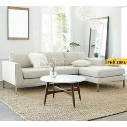 sofa góc L thiết kế đẳng cấp sang trọng giá tốt nhất thị trường