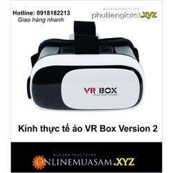 Kính thực tế ảo VR Box Version 2