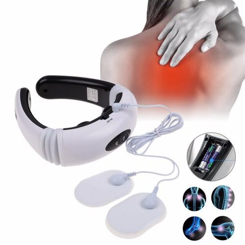 Máy massage cổ gáy trị liệu bấm huyệt SH-208 chống thái hóa đốt sống
