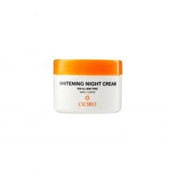 Kem dưỡng trắng da ban đêm Whitening night cream CICIRO