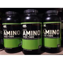 Hồi phục, phát triển cơ bắp Super Amino 2222 320 tabs