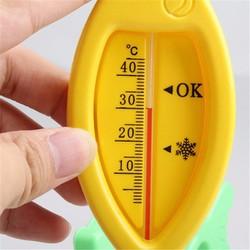 Nhiệt kế đo nhiệt độ nước tắm hình cá