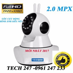 Camera Yoosee 2.0 Mpx- 1080P