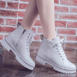 Giày Boot nữ kiểu dáng cá tính B099T