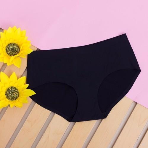 Hộp 5 quần lót đúc nữ không đường may Muji Nhật Bản- Bikini - chip nữ