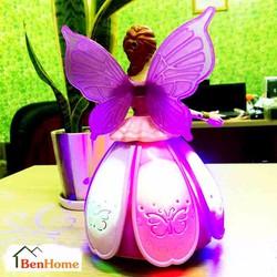 Búp bê elsa  công chúa tiên bay, Búp bê Smart doll nhảy múa phát nhạc