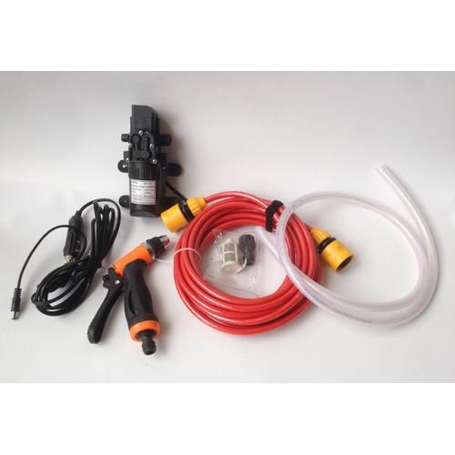 Bộ Máy bơm rửa xe tăng áp lực nước mini - 4960364 , 7848409 , 15_7848409 , 300000 , Bo-May-bom-rua-xe-tang-ap-luc-nuoc-mini-15_7848409 , sendo.vn , Bộ Máy bơm rửa xe tăng áp lực nước mini