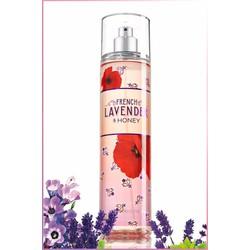 Xịt toàn thân french lavender honey  236ml