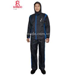 Bộ áo mưa Thời Trang Cao Cấp - Size M - RANDO