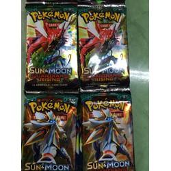 Thẻ bài pokemon moi nhất gần 300 thẻ