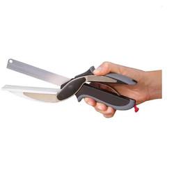 Kéo thông minh 3 trong 1 thay thế cho cả dao và thớt