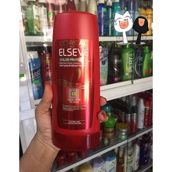Dầu xả cho tóc nhuộm LOREAL Paris Elseve Color Protect 165ml