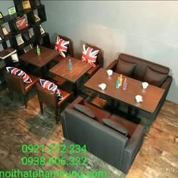 Bàn ghế cafe sofa cao cấp giá rẻ