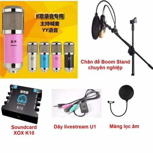 Bộ thu âm chuyên nghiệp tại gia Micro BM 900 - Sound card XOX K10 - 5108318 , 7842315 , 15_7842315 , 3390000 , Bo-thu-am-chuyen-nghiep-tai-gia-Micro-BM-900-Sound-card-XOX-K10-15_7842315 , sendo.vn , Bộ thu âm chuyên nghiệp tại gia Micro BM 900 - Sound card XOX K10
