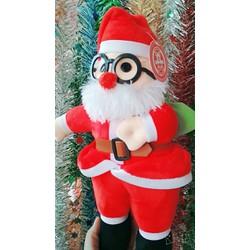 Gấu Bông Ông Già Noel size 30cm