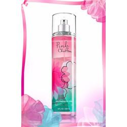 Xịt toàn thân Pink Chiffon 236ml