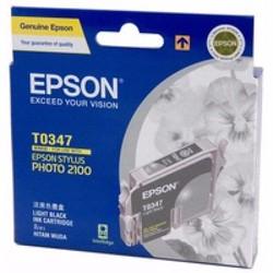 Mực in Epson T0347 Light Black