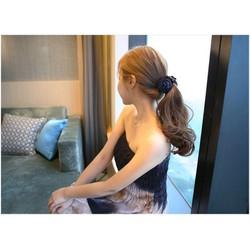 Kẹp gắp tóc hoa hồng thời trang