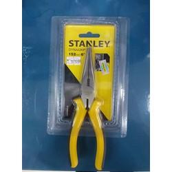 Kìm nhọn 6″ Stanley