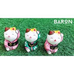 Mèo May Mắn Maneki Neko
