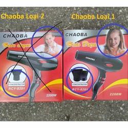 Máy sấy tóc ChaoBa 8201 chính hãng