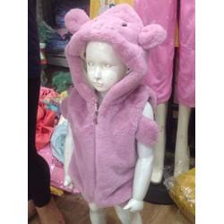 áo choàng gile gấu