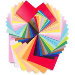 combo 200 tờ giấy gấp origami nhiều kích thước giá tiết kiệm