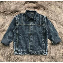 Áo khoác jean nữ form chuẩn cực xinh 173