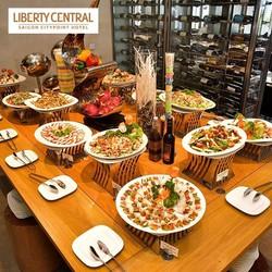 Buffet trưa T2 - T6 tại Liberty Central Saigon Citypoint 4