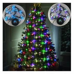 Đèn Led chóp trang trí cây thông Noel