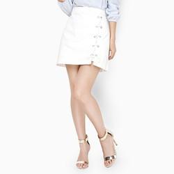 Chân váy thời trang phối dây rút phong cách - size S